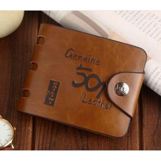 [MIỄN PHÍ GIAO HÀNG] Ví nam da bò sang trọng đẳng cấp chính hiệu Bailini Genuine Leather - VIDABO501 thumbnail
