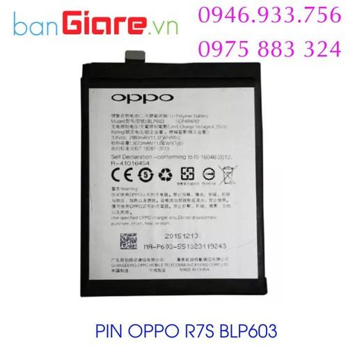 Pin oppo blp603 - 12010436 , 19614509 , 15_19614509 , 145000 , Pin-oppo-blp603-15_19614509 , sendo.vn , Pin oppo blp603