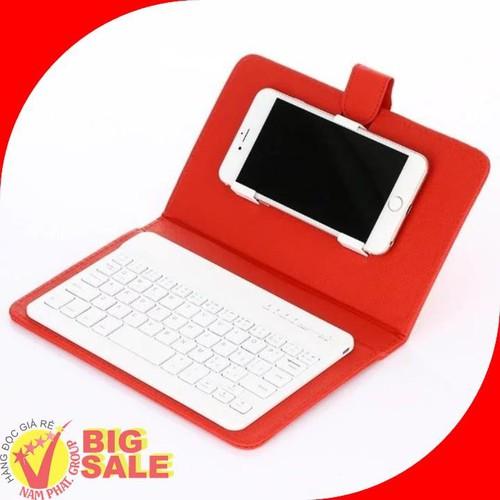 Combo bao da kèm bàn phím bluetooth cho điện thoại máy tính bảng - 12002583 , 19603103 , 15_19603103 , 320000 , Combo-bao-da-kem-ban-phim-bluetooth-cho-dien-thoai-may-tinh-bang-15_19603103 , sendo.vn , Combo bao da kèm bàn phím bluetooth cho điện thoại máy tính bảng