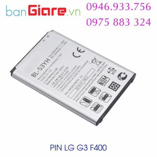 Pin lg g3 f400 - 12007178 , 19610155 , 15_19610155 , 85000 , Pin-lg-g3-f400-15_19610155 , sendo.vn , Pin lg g3 f400