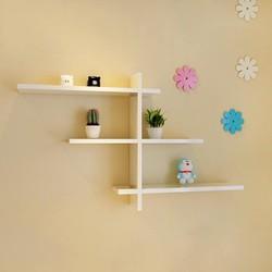 Kệ trang trí - kệ treo tường - giá để đồ treo tường XƯƠNG CÁ - 088