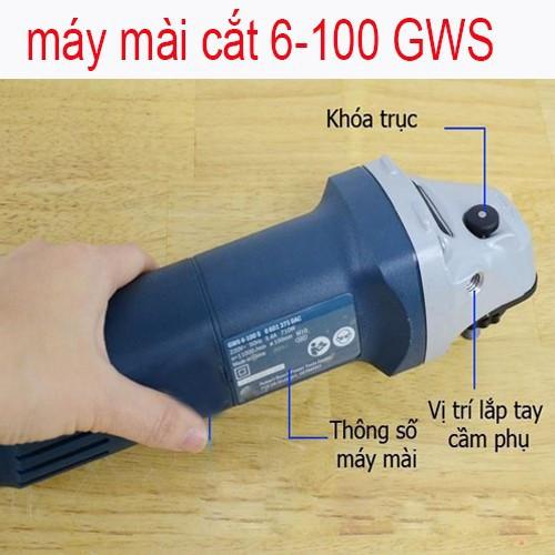 Máy cắt, mài  bosh gws 6-100  malaysia - 11997087 , 19593944 , 15_19593944 , 310000 , May-cat-mai-bosh-gws-6-100-malaysia-15_19593944 , sendo.vn , Máy cắt, mài  bosh gws 6-100  malaysia