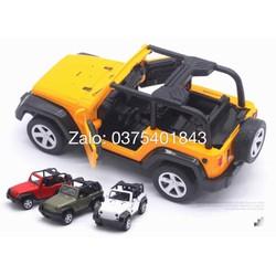 Xe mô hình ô tô địa hình bằng kim loại