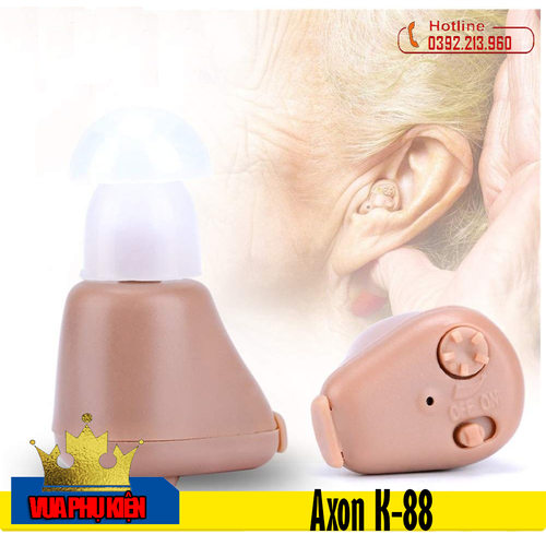Máy trợ thính không dây sử dụng pin sạc axon k-88 - 12000014 , 19598825 , 15_19598825 , 675000 , May-tro-thinh-khong-day-su-dung-pin-sac-axon-k-88-15_19598825 , sendo.vn , Máy trợ thính không dây sử dụng pin sạc axon k-88