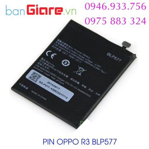 Pin oppo r3 - 12009982 , 19613986 , 15_19613986 , 110000 , Pin-oppo-r3-15_19613986 , sendo.vn , Pin oppo r3