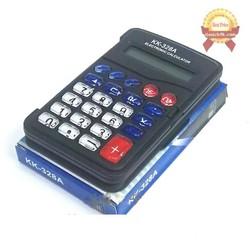 Máy tính bỏ túi Electronic Karuida KK-328A có nắp đậy – tặng pin