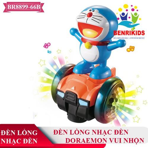 Đồ Chơi Rước Đèn Doraemon Phát Nhạc Cho Bé