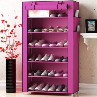 Tủ-Tủ giày 7 tầng-Tủ giày 7 tầng 6 ngăn tiện dụng - TG7T -1 thumbnail