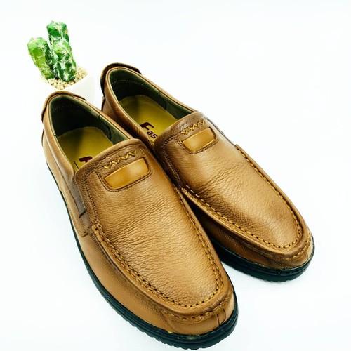Giày mềm thô nam da bò thật bảo hành 1 năm