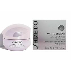 Kem dưỡng mắt Shiseido White Lucent Anti-Dark Circles Eye Cream hộp 15ml của Nhật - Shiseido White Eye 15ml