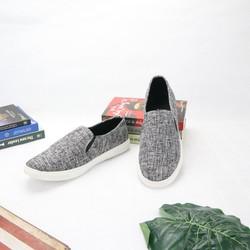 Giày lười vải nam HN216 shop HÂN NHI