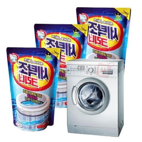 Combo 3 gói bột tẩy vệ sinh lồng máy giặt hàn quốc 450g - 12335889 , 20090385 , 15_20090385 , 89000 , Combo-3-goi-bot-tay-ve-sinh-long-may-giat-han-quoc-450g-15_20090385 , sendo.vn , Combo 3 gói bột tẩy vệ sinh lồng máy giặt hàn quốc 450g