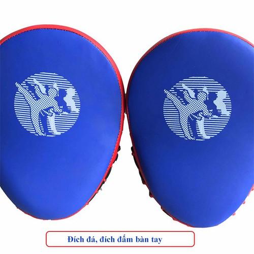Đích đấm đích đỡ bàn tay tập đấm bốc Vstar DT90-1 đôi