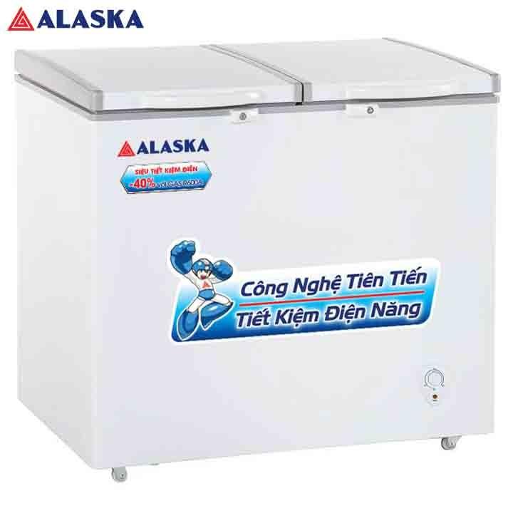 Tủ Đông Alaska BCD-4567N