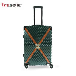Vali kéo Tresette nhập khẩu Hàn Quốc. Mã sản phẩm TSL 605526 Green - TSL 605526 Green thumbnail