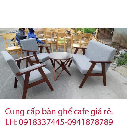 Bộ bàn ghế sofa gỗ cafe phòng lạnh giá rẻ. - 12129133 , 20071612 , 15_20071612 , 4200000 , Bo-ban-ghe-sofa-go-cafe-phong-lanh-gia-re.-15_20071612 , sendo.vn , Bộ bàn ghế sofa gỗ cafe phòng lạnh giá rẻ.