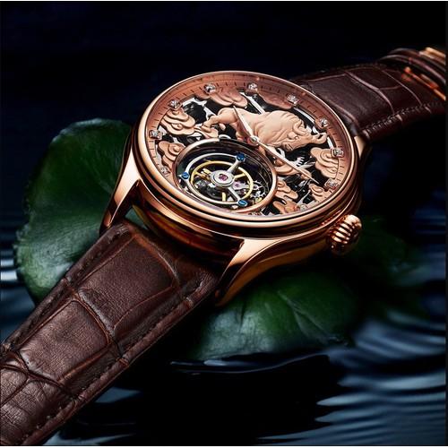 Đồng hồ tourbillon đẳng cấp sang trọng chính hãng thụy sỹ