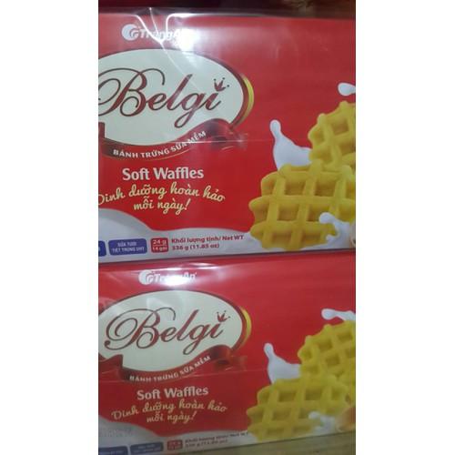Bánh Trứng Sữa Mềm Belgi 336g Tràng An - 11191992 , 20082702 , 15_20082702 , 35000 , Banh-Trung-Sua-Mem-Belgi-336g-Trang-An-15_20082702 , sendo.vn , Bánh Trứng Sữa Mềm Belgi 336g Tràng An