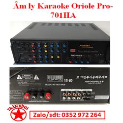 Âmly karaoke Oriole PRO.701HA