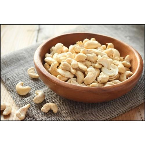 Hạt điều tươi bể đôi - double tank cashew nuts 500g
