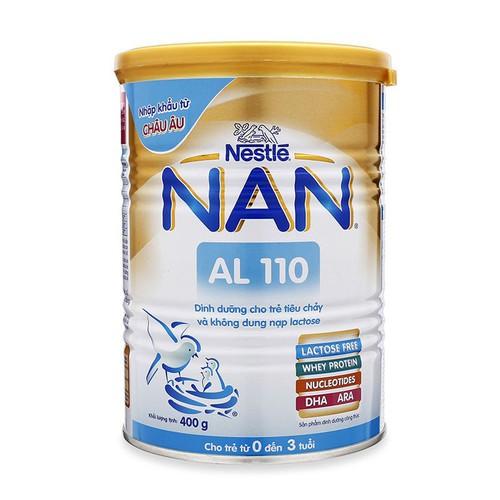 Sữa nan all 110 400g dành cho trẻ bị tiêu chảy