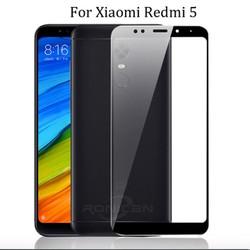 Miếng dán cường lực FULL màn hình XIAOMI REDMI 5