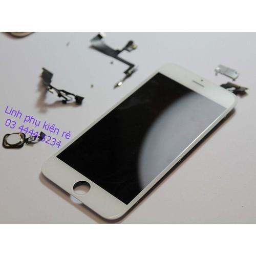 Màn zin iphone 5s - màn zin ép kính bảo hành khi còn tem - bao phản quang giá đẹp