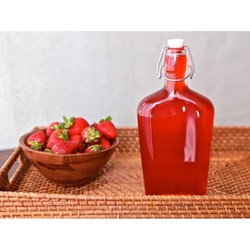 10ml Hương Dâu Tây Dùng Làm Son - Strawberry - Organic - Mỹ