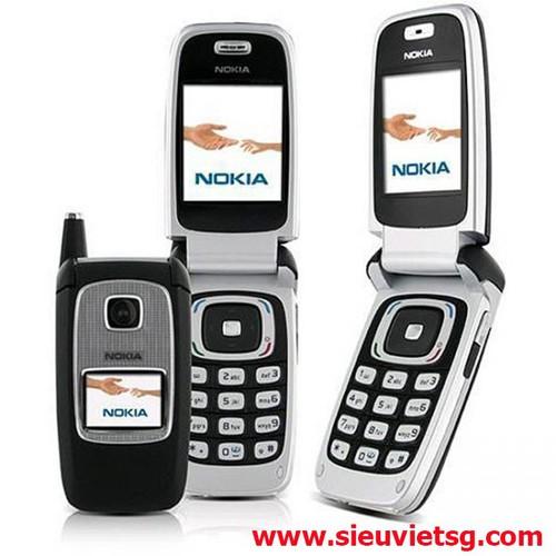 Điện thoại  nokia 6103 nắp bật chính hãng
