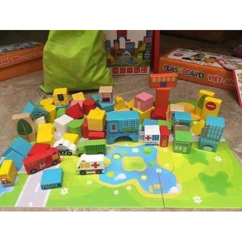 Bộ xếp hình thành phố tương lai - 12331771 , 20084419 , 15_20084419 , 199000 , Bo-xep-hinh-thanh-pho-tuong-lai-15_20084419 , sendo.vn , Bộ xếp hình thành phố tương lai
