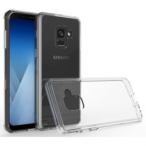 Ốp lưng dẻo cho samsung galaxy j6 2018 hiệu ultra thin siêu mỏng 0.6mm, chống trầy xước - hàng chính hãng