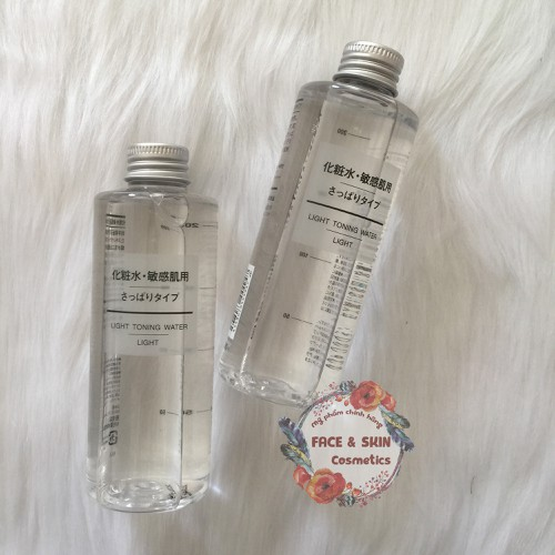Nước hoa hồng muji light toning water high moisture toner - 12334144 , 20087433 , 15_20087433 , 290000 , Nuoc-hoa-hong-muji-light-toning-water-high-moisture-toner-15_20087433 , sendo.vn , Nước hoa hồng muji light toning water high moisture toner