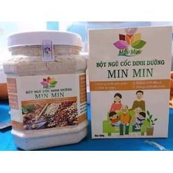 ngủ cốc lợi sữa minmin 1kg