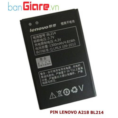 Pin lenovo a218 bl214 - 12322712 , 20069336 , 15_20069336 , 65000 , Pin-lenovo-a218-bl214-15_20069336 , sendo.vn , Pin lenovo a218 bl214
