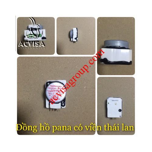 Đồng hồ tủ lạnh panasonic thái lan có viền