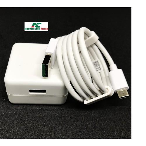 Bộ sạc nhanh vooc 5v-4a r17 dành cho điện thoại oppo chân type c
