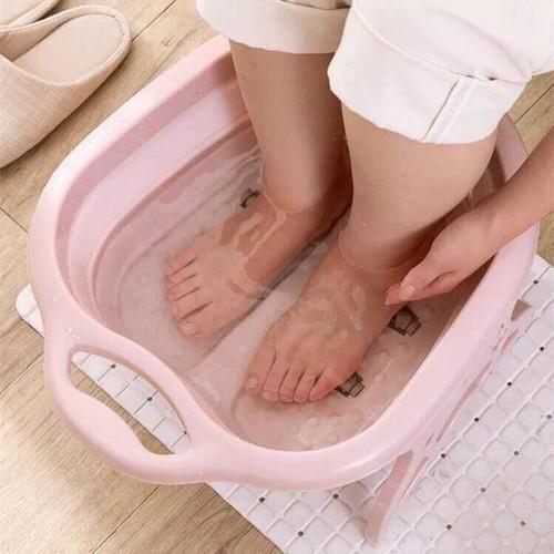 Chậu ngâm chân massage gấp gọn - 12332305 , 20085069 , 15_20085069 , 155000 , Chau-ngam-chan-massage-gap-gon-15_20085069 , sendo.vn , Chậu ngâm chân massage gấp gọn