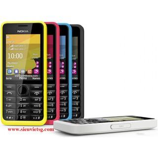 Điện Thoại Nokia 301 Chính Hãng - 301 thumbnail