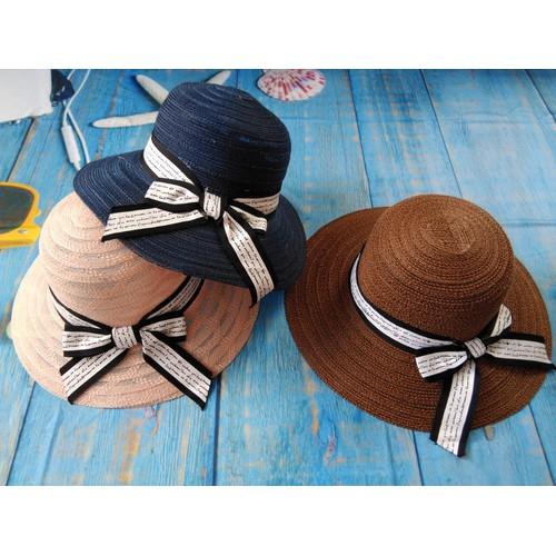 Nón cói nữ mềm đính nơ thời trang - gập được kèm 1 xốp lót nón - 12321981 , 20068380 , 15_20068380 , 59000 , Non-coi-nu-mem-dinh-no-thoi-trang-gap-duoc-kem-1-xop-lot-non-15_20068380 , sendo.vn , Nón cói nữ mềm đính nơ thời trang - gập được kèm 1 xốp lót nón