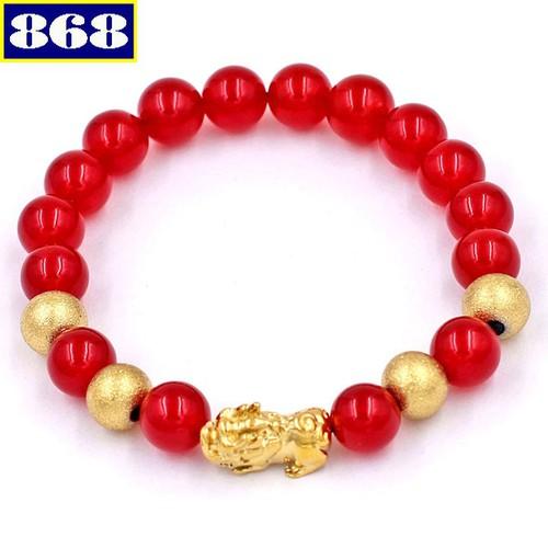Vòng tay thạch anh đỏ 8 ly vtaothvb8 - 12336262 , 20091119 , 15_20091119 , 140000 , Vong-tay-thach-anh-do-8-ly-vtaothvb8-15_20091119 , sendo.vn , Vòng tay thạch anh đỏ 8 ly vtaothvb8