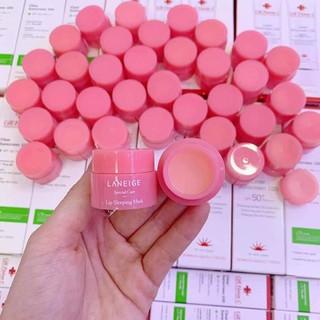 Ủ MÔI LANEIGE Hàn QUỐC Trị thâm môi làm hồng môi tự nhiên - 617 thumbnail