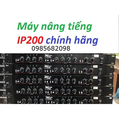 Máy nâng tiếng hát idol ip200 có tem chính hãng