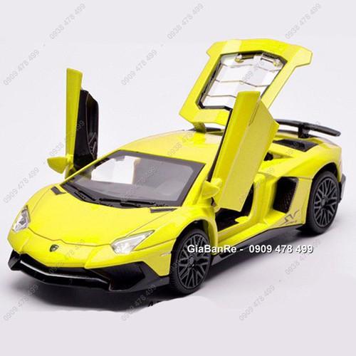Xe mô hình kim loại tỉ lệ 1:32 siêu xe lambo aventador sv miniauto - vàng - 12336139 , 20090845 , 15_20090845 , 165000 , Xe-mo-hinh-kim-loai-ti-le-132-sieu-xe-lambo-aventador-sv-miniauto-vang-15_20090845 , sendo.vn , Xe mô hình kim loại tỉ lệ 1:32 siêu xe lambo aventador sv miniauto - vàng