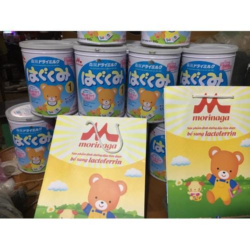 Sữa morigana 1 850g