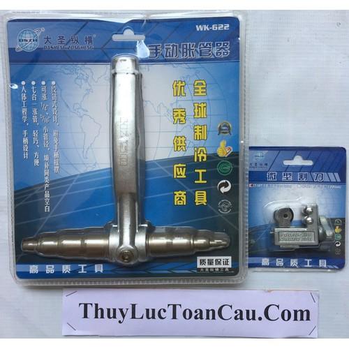 Dụng cụ nong cắt ống đồng 6-22mm standard đài loan