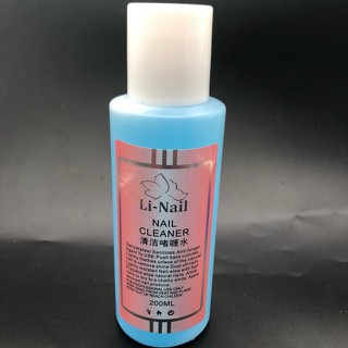 Nươ c lau gel 200ml - NLG 01 thumbnail