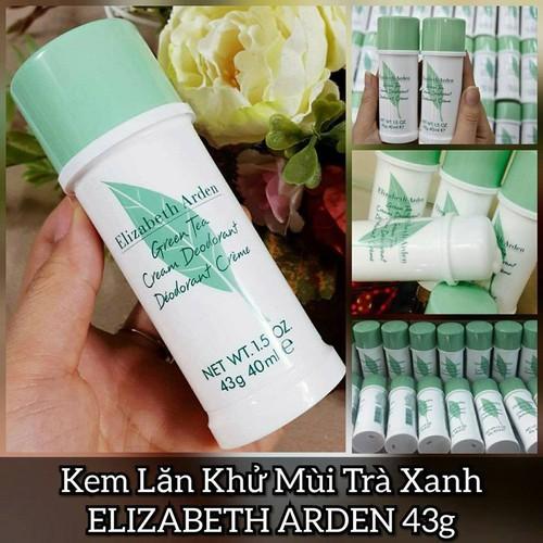 Lăn khử mùi trà xanh elizabeth arden green tea cream deodorant 43g nhập khẩu chính hãng - 12350649 , 20111343 , 15_20111343 , 249900 , Lan-khu-mui-tra-xanh-elizabeth-arden-green-tea-cream-deodorant-43g-nhap-khau-chinh-hang-15_20111343 , sendo.vn , Lăn khử mùi trà xanh elizabeth arden green tea cream deodorant 43g nhập khẩu chính hãng