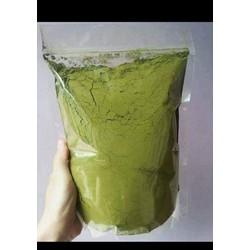 500g bột trà xanh nguyên chất :trị mụn- trị thâm-trắng da
