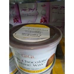 Kem Wax GiGi Sô cô la sữa có dùng giấy wax