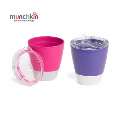 Bộ 2 cốc có nắp munchkin